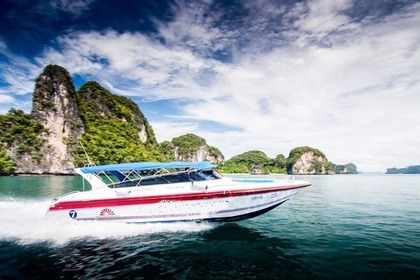 Hire Motorboat Honda Chanisa 24 Ao Nang