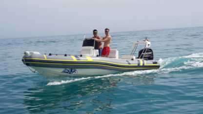 Rental RIB Marinello Marlin 580 Licata