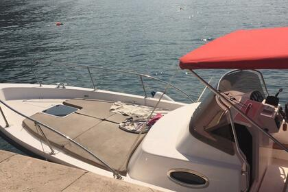 Rental Motorboat Mare Nostrum Gozzo 810 Open Kotor
