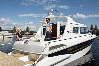 Hire Motorboat Bella Falcon Savonlinna