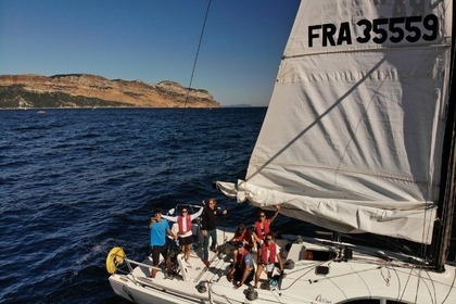 Hire Sailboat ARCHAMBAULT A40RC Marseille