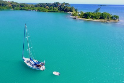 Rental Sailboat . SAMBA Guna Yala