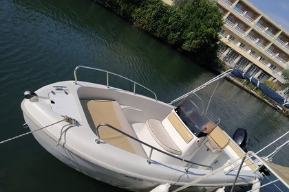 Hire Motorboat Saver 530 Corfu