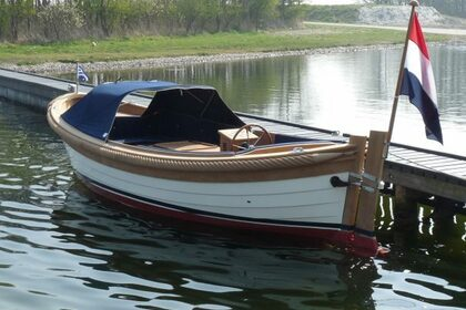 Rental Motorboat Gulden Vlies 700 Kortgene
