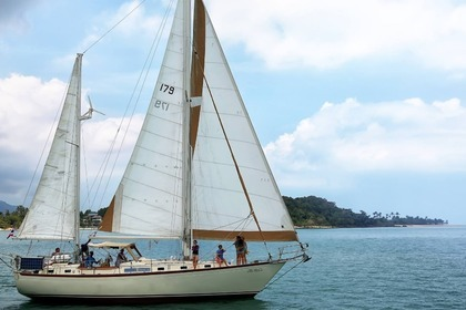 Hire Sailboat Whitby 42 Ko Samui District