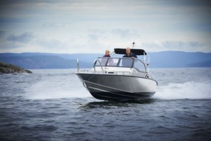 Rental Motorboat Anytec 622 Spd Stockholm