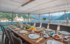 Gulet Sadri Usta in Tivat for rental