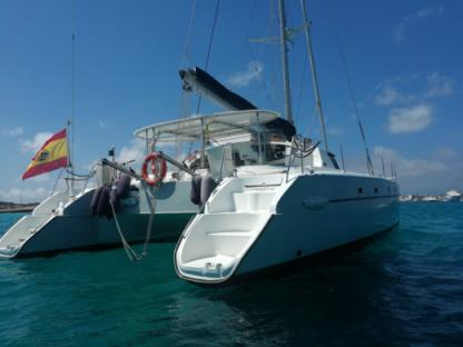 Charter Catamaran Fountain Pajot Belize 43 Ibiza