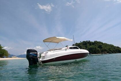 Rental Motorboat Ecomariner Ecomariner Open 25 Angra dos Reis