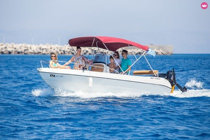 Alquiler Lancha Boat for rent Karel Paxos 170 Rodas