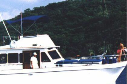 Rental Motorboat Californian 38 Acapulco