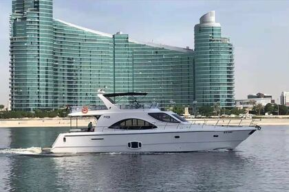 Hire Motor yacht Majesty 75 Dubai