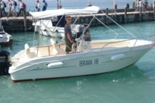 Motorboat Marinello Brava 18