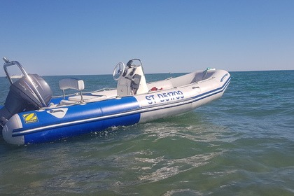 Location Semi-rigide Zodiac Medline sundream 500 Port Camargue