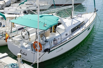 Rental Sailboat BENETEAU FIRST 38 Sitges