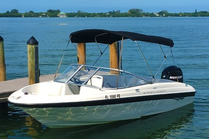 Rental Motorboat Bayliner 180 North Port