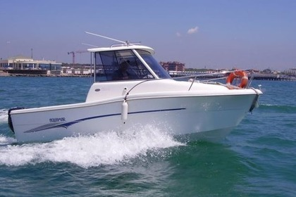 Rental Motorboat Aquamar Fish 550 Polignano a Mare
