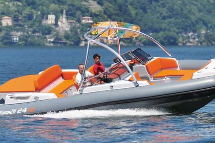 Hire RIB Marlin 24 SR Split