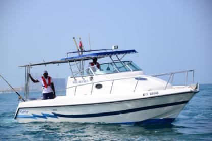 Charter Motorboat Gulf Craft 2010 Dubai