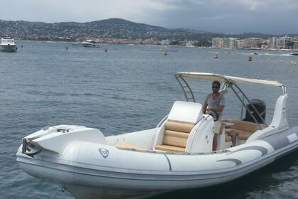 Location Semi-rigide Sacs Marine S870 Antibes