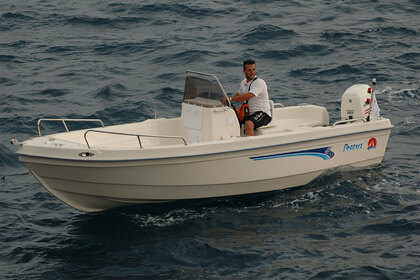 Charter Motorboat Proteus 5,45 Chania