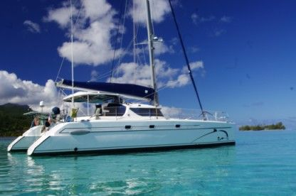 Location Catamaran Fountaine Pajot Belize 43 Nouméa