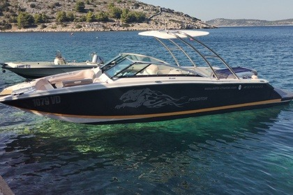 Charter Motorboat FOUR WINNS 262 Tribunj