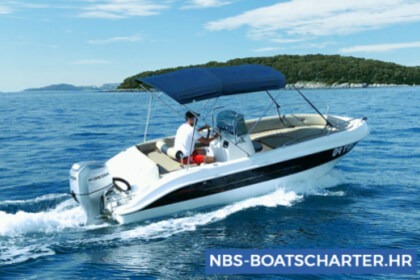 Hire Motorboat Eolo 570 Open Selce