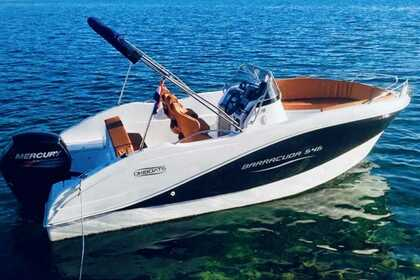 Charter Motorboat Barracuda 545 Kotor