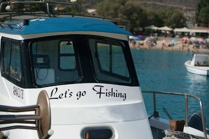 Hire Motorboat ALMARINE 32 Chania