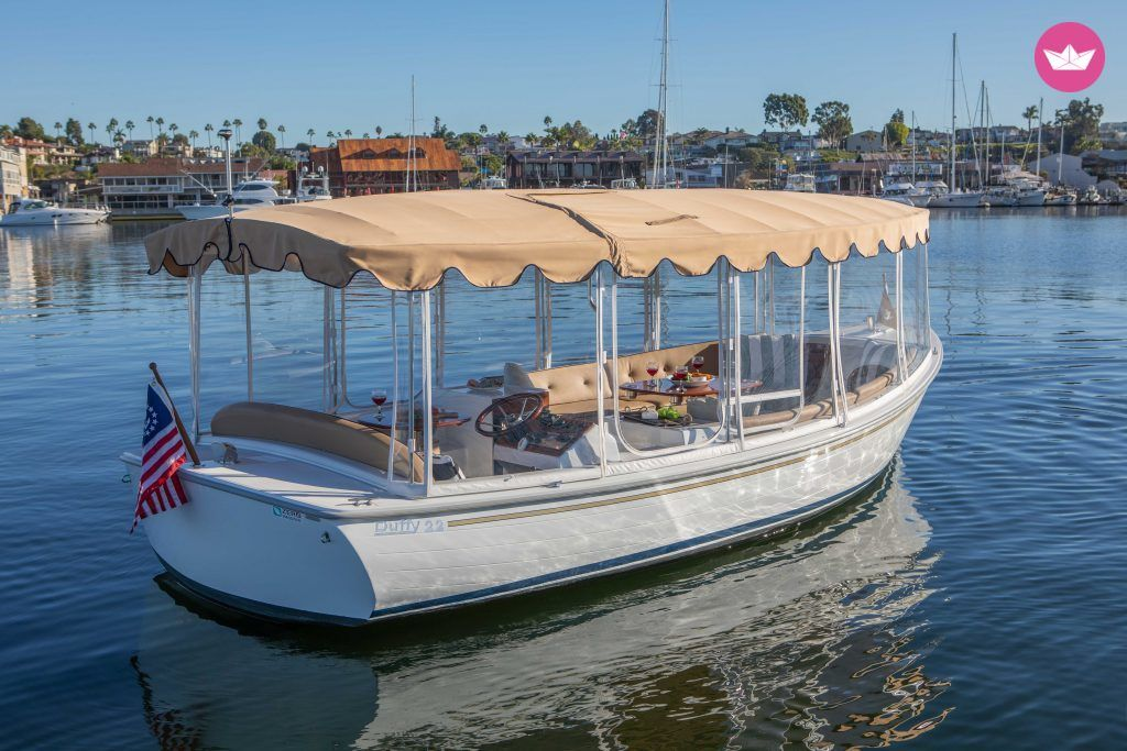 Duffy Boat Up To 12 Guests