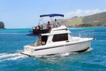 Hire Motorboat Fairway 36 Airlie Beach