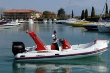 Gruppo Mare Pholas 19 in Sirmione for hire