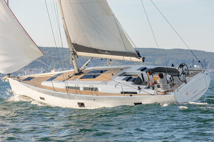 Rental Sailboat HANSE 458 Corfu