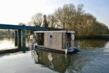 Charter houseboat in Wallingford