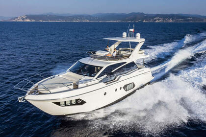 Charter Motorboat Absolute  50 Fly Seget Donji