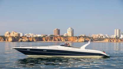 Charter Motorboat Real Powerboats Revolution 46 Portimão