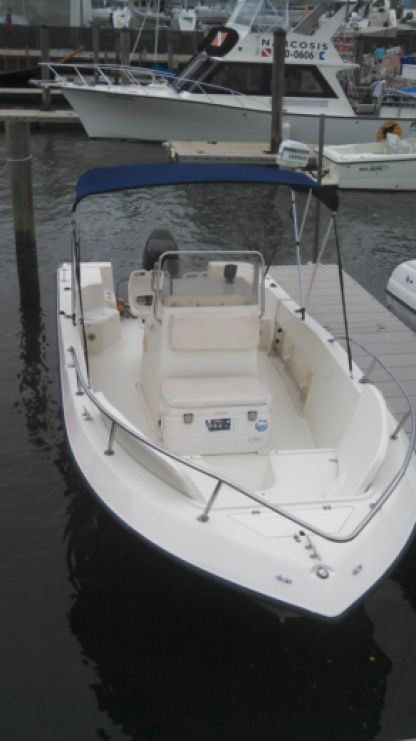 Charter Motorboat Center Console 21 Riviera Beach