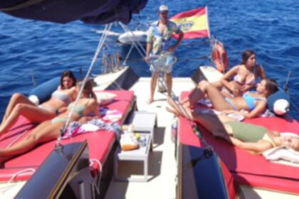 Rental Sailboat COOKSON FARR 39 Alicante