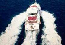 Motorboat American Cruiser 42.80 Flybridge for rental