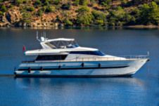Motorboat San Lorenzo Sl 72 for rental