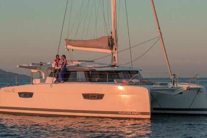 Rental Catamaran Fountaine Pajot Astrea 42 Nassau