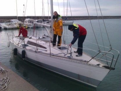 Charter Sailboat Archambault Sprint 95 Port-de-Bouc