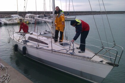 Rental Sailboat Archambault Sprint 95 Port-de-Bouc