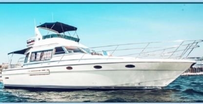 Charter Motorboat Westerly Wolf 46 Fly Chalkidiki
