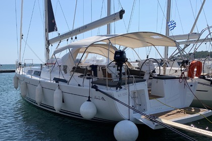 Rental Sailboat HANSE 458 Preveza