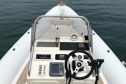 Rental RIB Scorpion 7,4 Piraeus