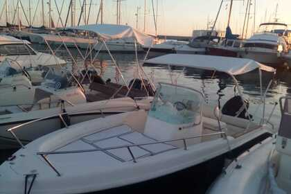 Hire Motorboat Marinello 17 Alghero