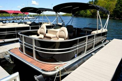 Charter Motorboat Sylvan 818 Fish Greentown