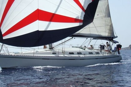 Hire Sailboat Beneteau First 45f5 La Maddalena